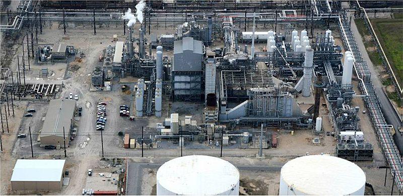 Steam Methane Reformer (Port Arthur 2)