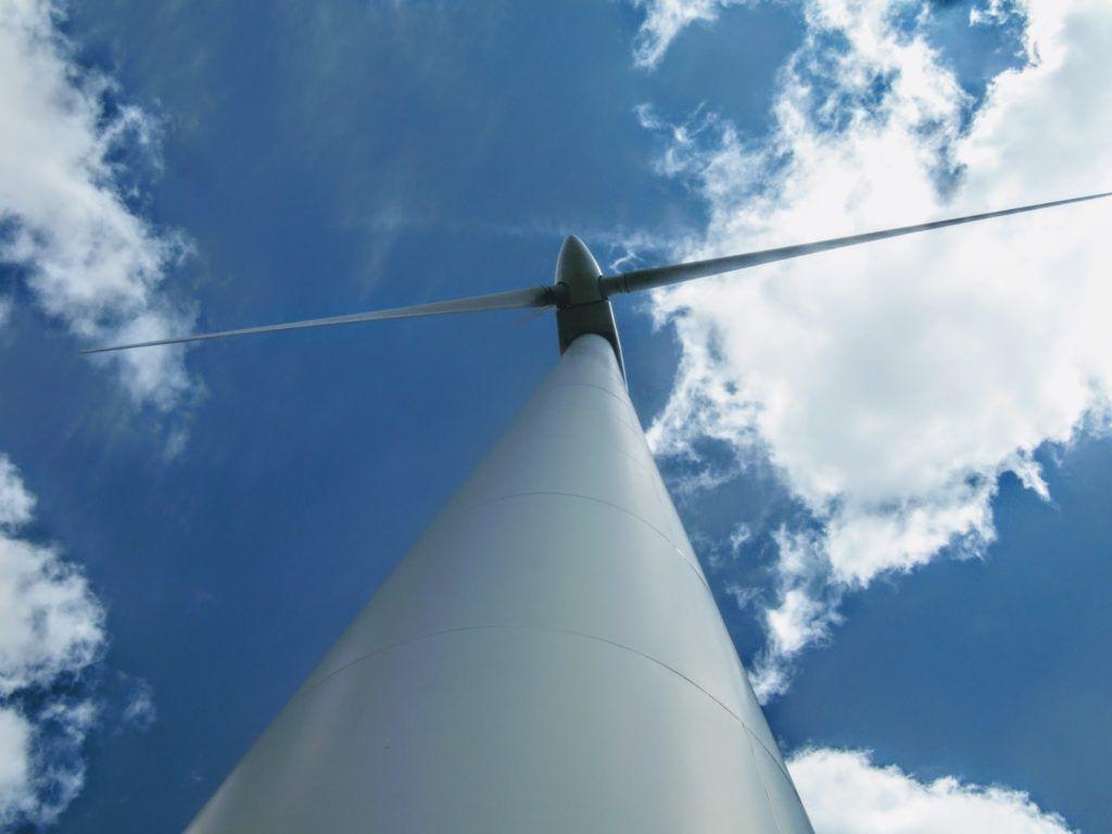 British Wind Farm