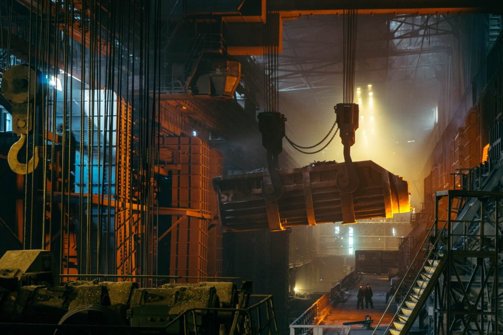 Steel by Ant Rozetsky