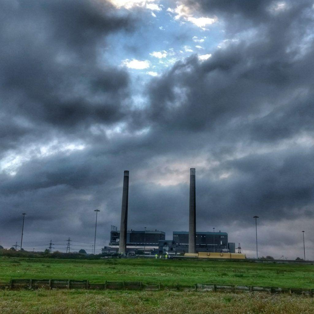 Tilbury B Coal Power Station