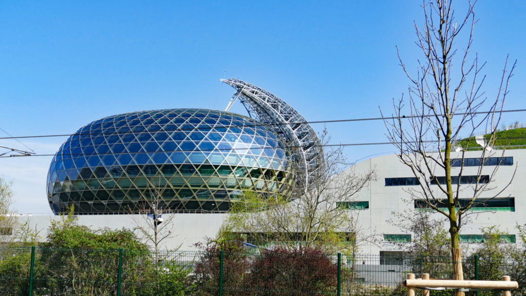Paris: La 'Seine musicale' - Location for the One Planet Summit